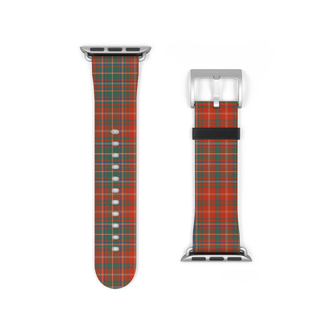 MacDougall Ancient Scottish Clan Tartan Watch Band Apple Watch