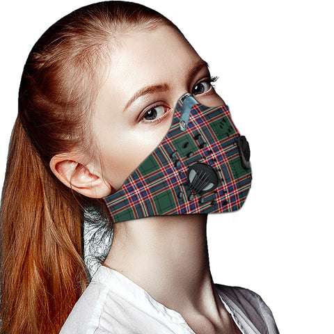 Image of MacFarlane Hunting Modern Tartan Dust-proof Sports Masks ( Model 1) - TH88 (USA Shipping Line)