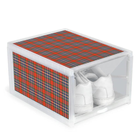 MacFarlane Ancient Clan Tartan Scottish Shoe Organizers