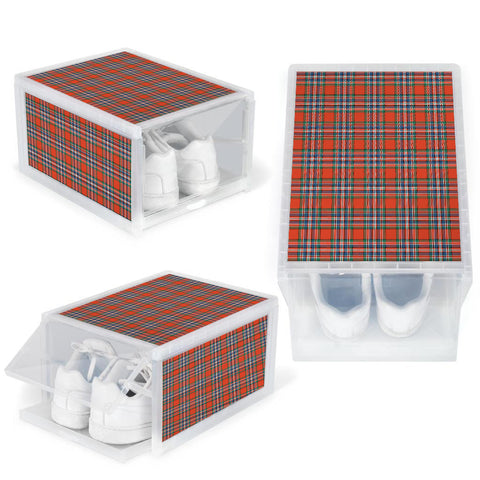 MacFarlane Ancient Clan Tartan Scottish Shoe Organizers K9