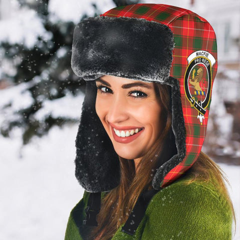 Image of MacFie Tartan Trapper Hat