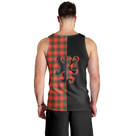 Image of MacFie Clan Tank Top Lion Rampant
