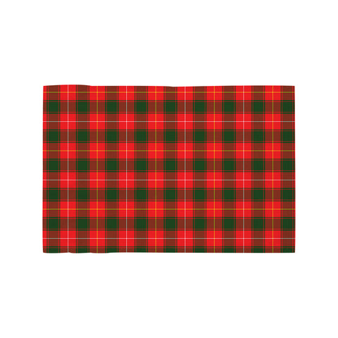 MacFie Clan Tartan Motorcycle Flag