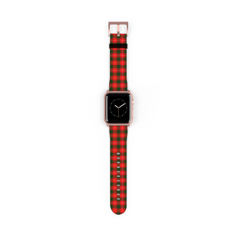 MacFie Scottish Clan Tartan Watch Band Apple Watch