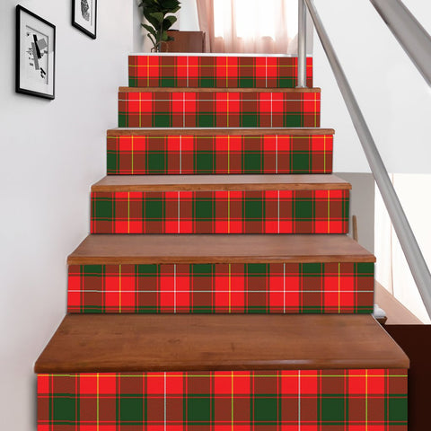 Scottishshop Tartan Stair Stickers - MacFie Stair Stickers A91