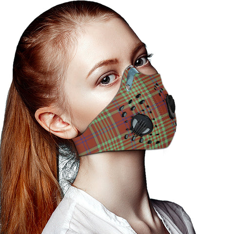 MacGillivray Hunting Ancient Tartan Dust-proof Sports Masks ( Model 1) - TH88 (USA Shipping Line)