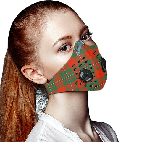 MacGregor Ancient Tartan Dust-proof Sports Masks ( Model 1) - TH88 (USA Shipping Line)