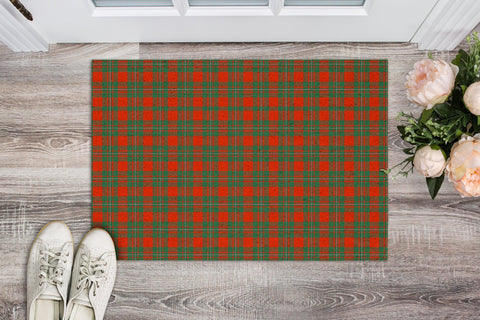 MacGregor Ancient Tartan Carpets Front Door A91