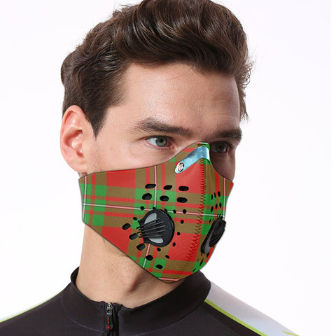 MacGregor Modern Tartan Dust-proof Sports Masks ( Model 1) - TH88 (USA Shipping Line)