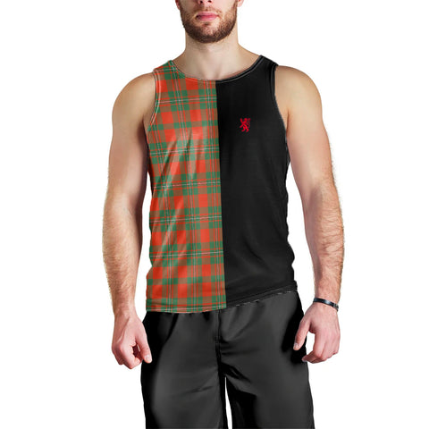 MacGregor Ancient Clan Tank Top Lion Rampant