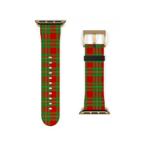 Image of MacGregor Modern Scottish Clan Tartan Watch Band Apple Watch