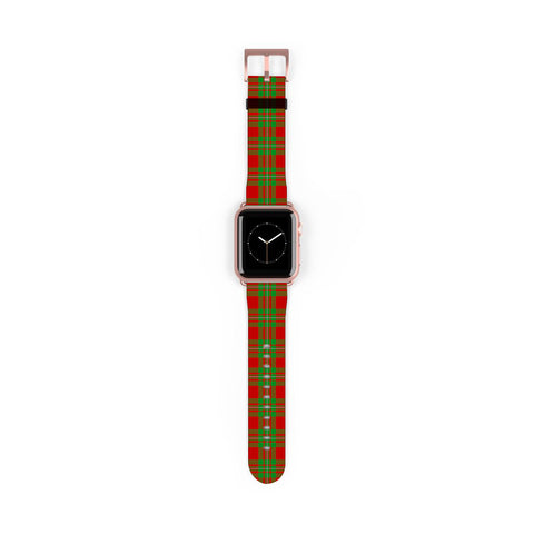 MacGregor Modern Scottish Clan Tartan Watch Band Apple Watch