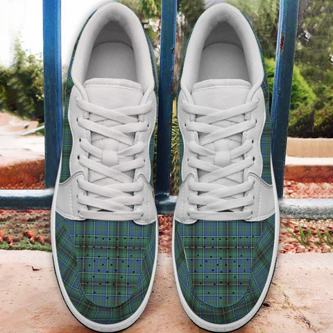 MacInnes Ancient Tartan Low Sneakers (Women's/Men's) A7