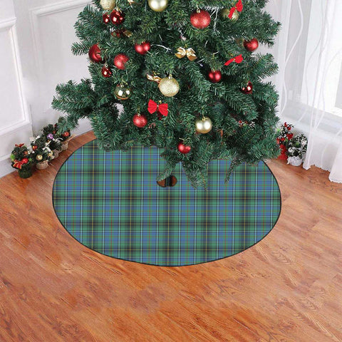 Image of MacInnes Ancient Tartan Tree Skirt Christmas