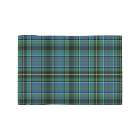 MacInnes Ancient Clan Tartan Motorcycle Flag