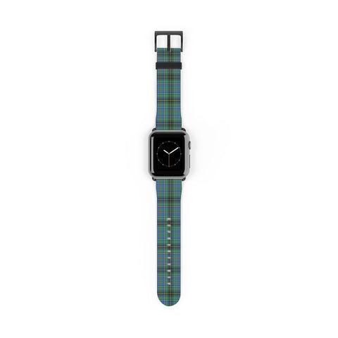 Image of MacInnes Ancient Scottish Clan Tartan Watch Band Apple Watch