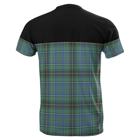 Tartan Horizontal T-Shirt - Macinnes Ancient - BN
