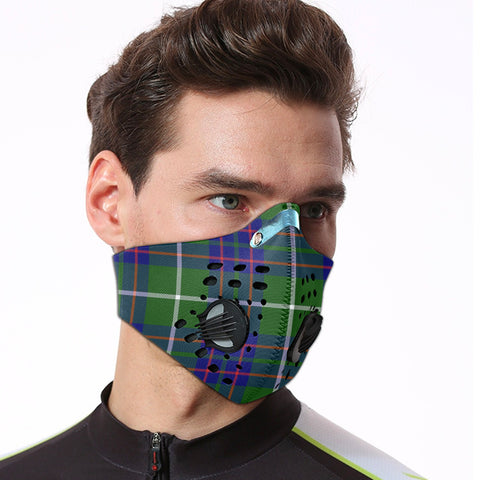 MacIntyre Hunting Modern Tartan Dust-proof Sports Masks ( Model 1) - TH88 (USA Shipping Line)