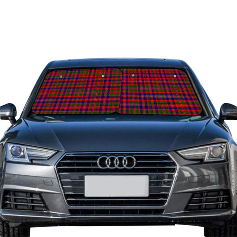 MacIntyre Modern Clan Tartan Scotland Car Sun Shade 2pcs
