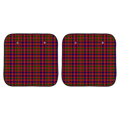 MacIntyre Modern Clan Tartan Scotland Car Sun Shade 2pcs K7