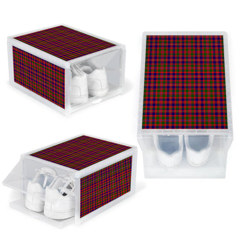 MacIntyre Modern Clan Tartan Scottish Shoe Organizers K9