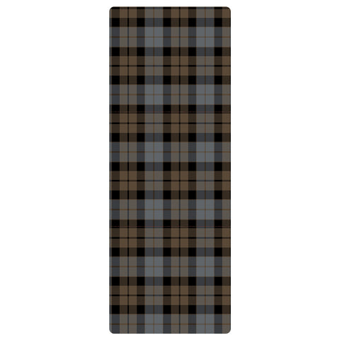 MacKay Weathered Clan Tartan Yoga mats