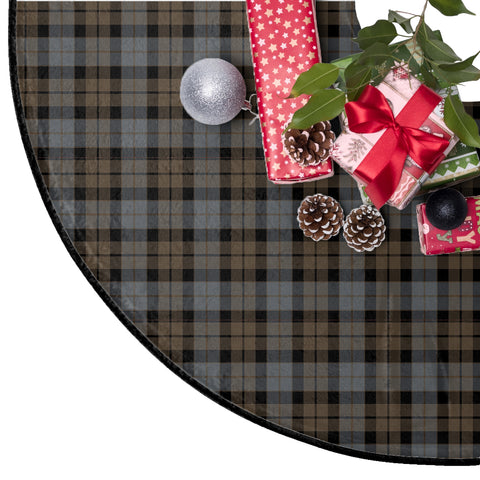 MacKay Weathered Tartan Tree Skirt Christmas