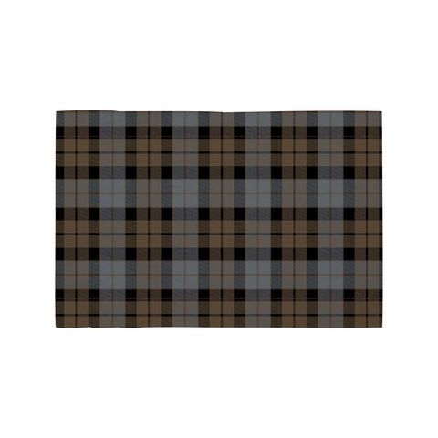 MacKay Weathered Clan Tartan Motorcycle Flag
