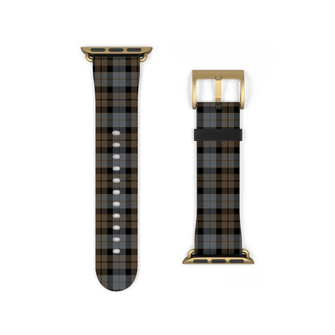 MacKay Weathered Scottish Clan Tartan Watch Band Apple Watch