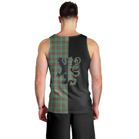 Image of MacKinnon Hunting Ancient Clan Tank Top Lion Rampant