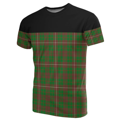 Image of Tartan Horizontal T-Shirt - Mackinnon Hunting Modern