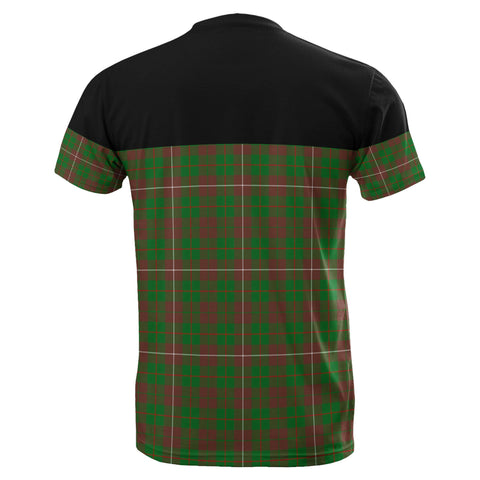 Image of Tartan Horizontal T-Shirt - Mackinnon Hunting Modern - BN