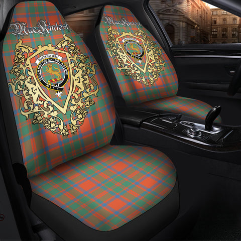 MacKintosh Ancient Clan Car Seat Cover Royal Sheild
