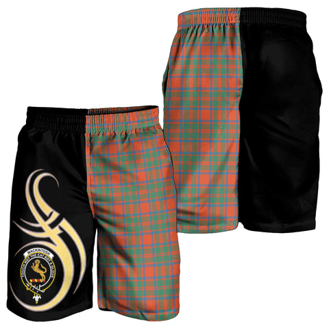 MacKintosh Ancient Clan Believe In Me Men Short