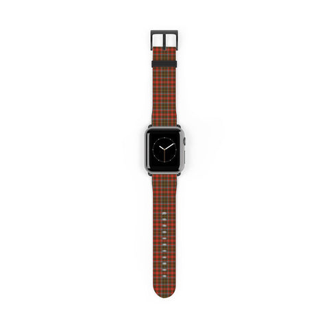 MacKintosh Hunting Weathered Scottish Clan Tartan Watch Band Apple Watch