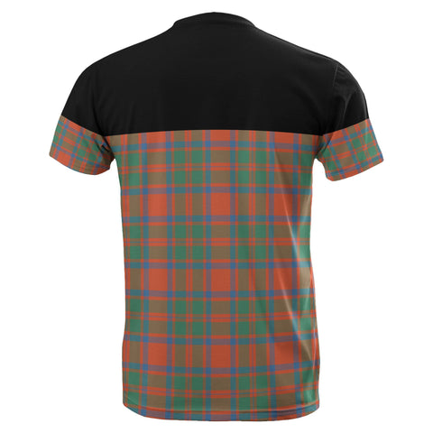 Tartan Horizontal T-Shirt - Mackintosh Ancient - BN