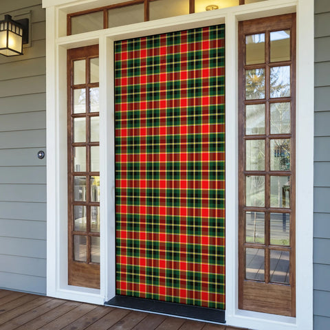 MacLachlan Hunting Modern Tartan Door Sock Cover