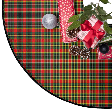 Image of MacLachlan Hunting Modern Tartan Tree Skirt Christmas