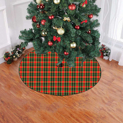 MacLachlan Hunting Modern Tartan Tree Skirt Christmas