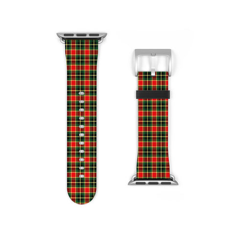 MacLachlan Hunting Modern Scottish Clan Tartan Watch Band Apple Watch