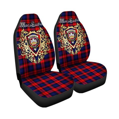 MacLachlan Modern Clan Car Seat Cover Royal Sheild