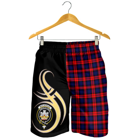 MacLachlan Modern Clan Believe In Me Men Short