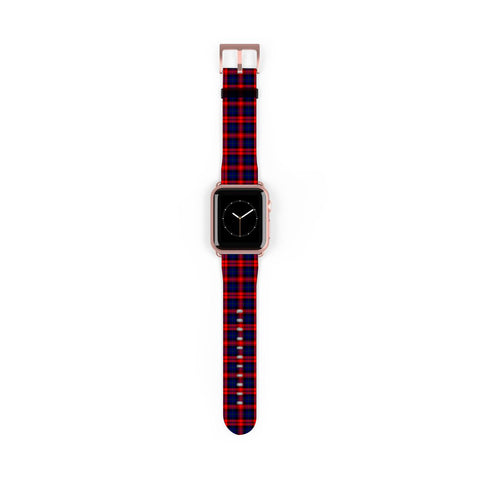 MacLachlan Modern Scottish Clan Tartan Watch Band Apple Watch