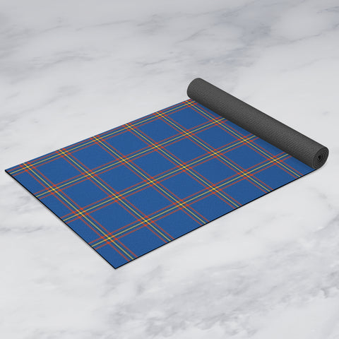 MacLaine of Loch Buie Hunting Ancient Clan Tartan Yoga mats
