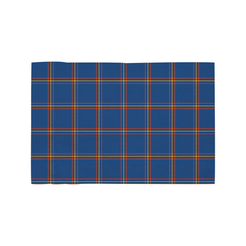 MacLaine of Loch Buie Hunting Ancient Clan Tartan Motorcycle Flag