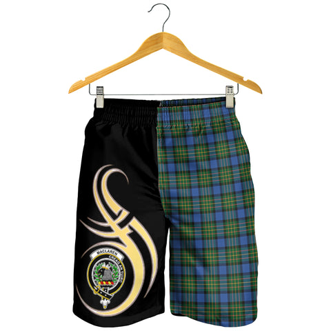 MacLaren Ancient Clan Believe In Me Men Short