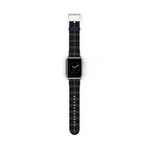 MacLaren Modern Scottish Clan Tartan Watch Band Apple Watch
