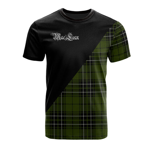 MacLean Hunting Clan Military Logo T-Shirt