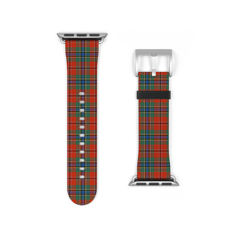 MacLean of Duart Ancient Scottish Clan Tartan Watch Band Apple Watch