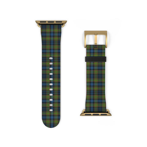 MacLellan Ancient Scottish Clan Tartan Watch Band Apple Watch